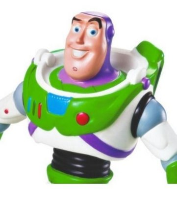 Boneco Buzz Lightyear Toy Story - Disney - Pixar -20 Cm