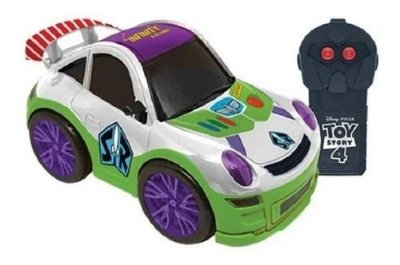 Carro RC Toy Story Buzz Lightyear Disney