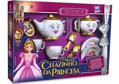Hora Do Chazinho Da Princesa Brinquedo A Bela E A Fera