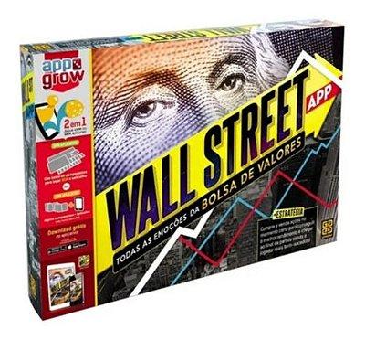 Jogo Wall Street Bolsa De Valores 2 Em 1