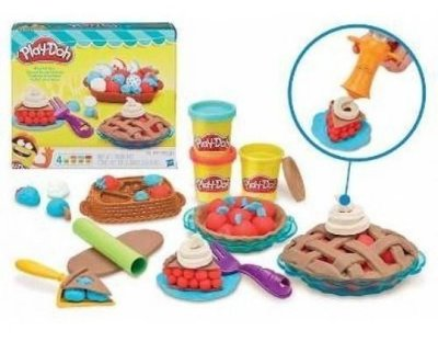 Play Doh Massinha Kitchen - Tortas Divertidas