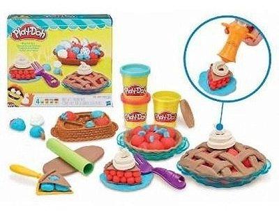 Play Doh Massinha Kitchen - Tortas Divertidas