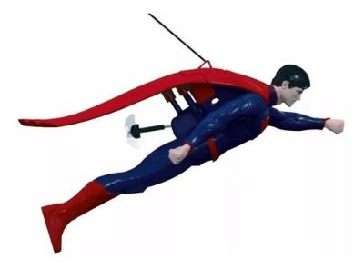 Boneco De Teto Ceiling Flyer Dc Comics Superman