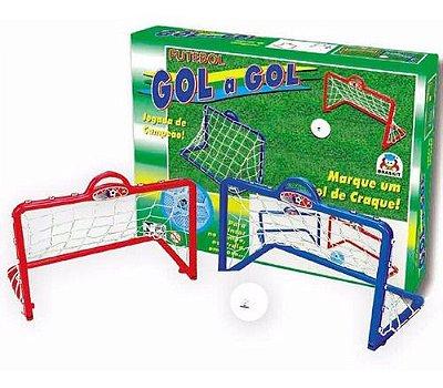 Trave De Futebol Infantil Gol A Gol Com Bola