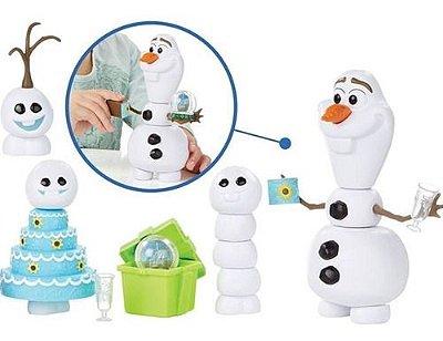 Kit Olaf Frozen Disney Febre Congelante Festa Mágica