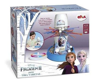 Jogo Tira Varetas Frozen 2 Disney Original Anna E Elsa