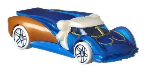 Carro Hot Wheels Character Street Fighter Chun-li