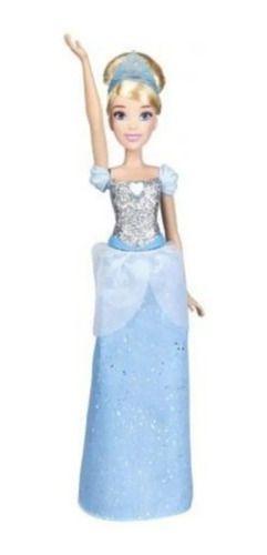 Boneca Princesa Cinderela Brilho Real Disney