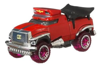 Hot Wheels Veiculo Street Fighter Carro M.bison