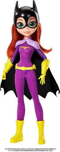 Boneca Dc Super Hero Girls - Cn - Batgirl Linda 30cm