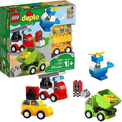 Lego Duplo Minhas Primeiras Criações De Veículos
