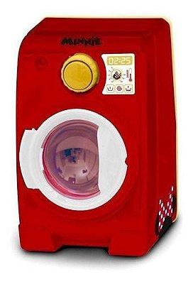 Brinquedo Máquina De Lavar Minnie Disney