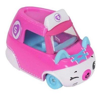 Tenis Móvel Kissy Cab Cutie Cars Série 2 Shopkins