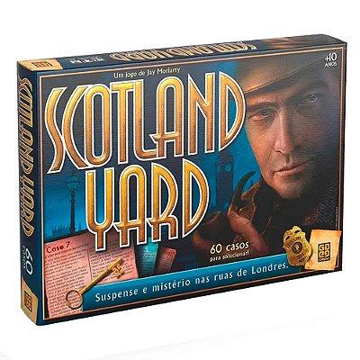 Jogo Scotland Yard Um jogo de Jay Moriarty