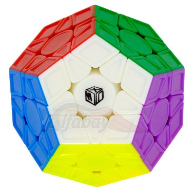 Megaminx Qiyi Galaxy V2 L X-man Stickerless