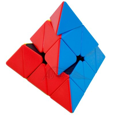 MoYu Pyraminx MeiLong Stickerless