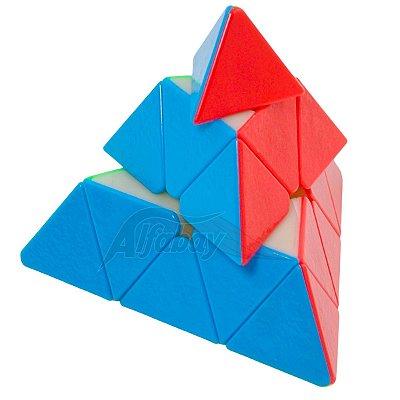 Shengshou Pyraminx Mister M Magnético
