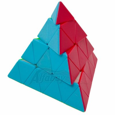 FanXin Pyraminx 4x4x4 Stickerless