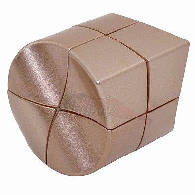 YongJun 2x2x2 YuanFang Bronze Rosê