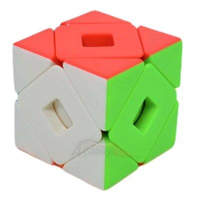 MoYu MeiLong 3x3x3 Skewb Double Stickerless