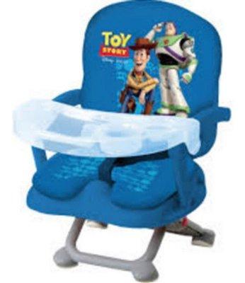 Cadeira De Alimentação Azul Toy Story Dican Disney