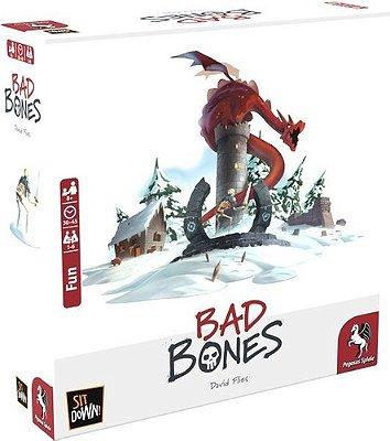 Bad Bones - Board Game Jogo De Tabuleiro - Galápagos