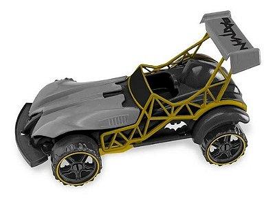 Carrinho Roda Livre Batman Destemido Dc Edição Especial