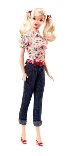 Barbie Cherry Pie Picnic Silkestone Edição De Colecionador