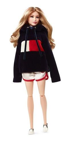 Barbie Signature Tommy Gigi Hadid Edição De Colecionador