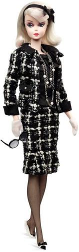 Barbie Silkstone Bouclé Beauty Edição De Colecionador Luxo