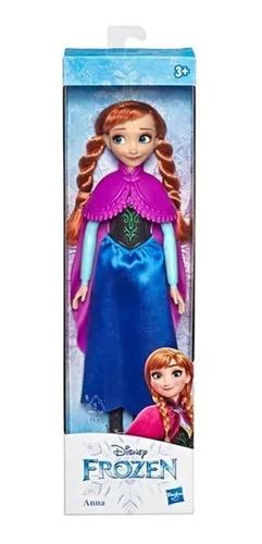 Boneca Articulada - Disney - Frozen - Anna - Hasbro + Brinde