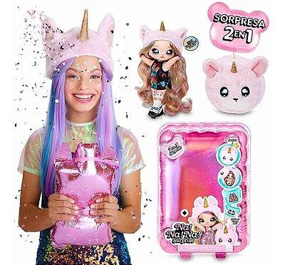 Boneca Lol Surprise 2 Em 1 Na Na Na Pom Doll Serie 2 Candide