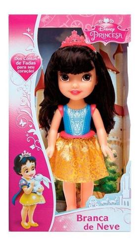 Boneca Minha Primeira Princesa Branca De Neve