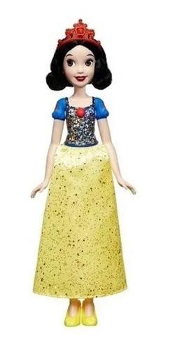 Boneca Princesa Branca De Neve Disney Royal Shimmer Brilhos
