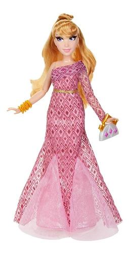 Boneca Princesas Disney Style Series Aurora Edição De Luxo