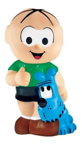 Boneco Cebolinha Macio Turma Da Mônica Brinquedo Infantil