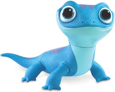 Boneco De Vinil Bruni Frozen 2 Disney - Bruni A Salamandra