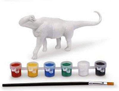 Coleção Dino Para Colorir Diplodoco - Vem Pincel E Tintas