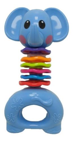 Chocalho Divertidos Modelos Sortidos - Elefante