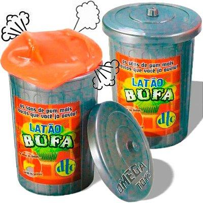 Latão Bufa Com Slime Diversão Garantida 70g Dtc Original
