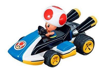 Carrinho De Fricção Toad - Mario Kart 8 - Fricção - 1/43