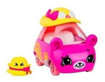 Mini Shopkins Veículo De Metal Cutie Cars Chapecar Edição Es