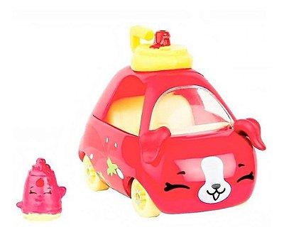 Mini Shopkins Veículo De Metal Cutie Cars Kartchup Edição Es