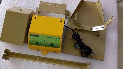 Transportador de alvos para prova de papel 10 Metros