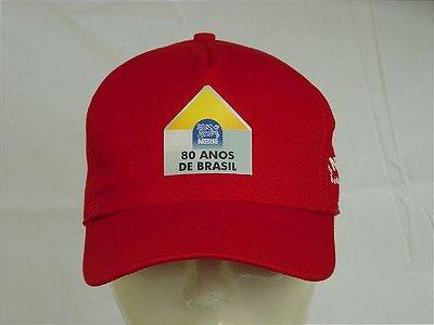 Bonés personalizados para empresa  379d4079628