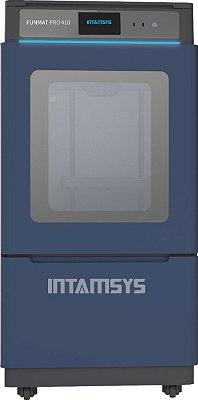 FUNMAT PRO 410 - Impressão de grandes volumes e de materiais funcionais como PEEK, Ultem, PPSU, PEKK, policarbonatos, ABS e outros termoplásticos.