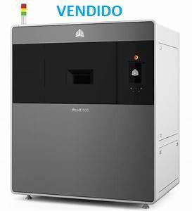 PROX 500 (USADA) VENDIDO - Impressora 3D SLS produção de protótipos e peças grandes para uso final altamente resistente e durável