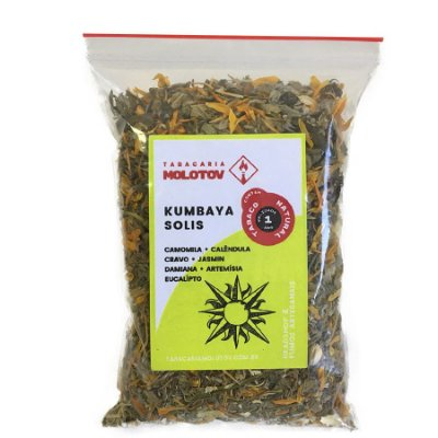 Kumbaya Solis 25g com Tabaco