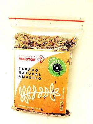 Tabaco Natural Amarelo com Menta