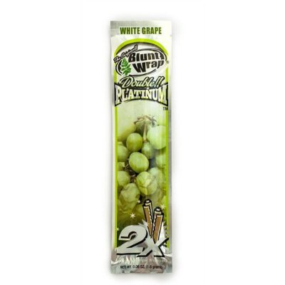 Blunt White Grape Wrap
